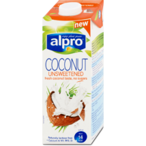 Kókusz ital cukormentes 1l - Alpro