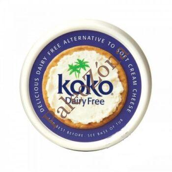 Növényi sajtkrém NATUR 150g - KOKO