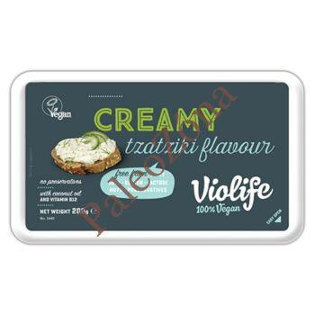 Violife creamy tzatziki 150g növényi krémsajt