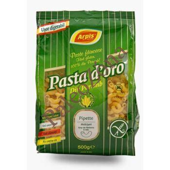 Pasta d`oro száraztészta KÖNYÖK/PIPETTE 500g
