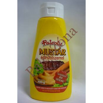 Mustár 480g - Paleolit