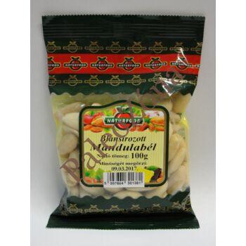 Naturfood Blansírozott Mandulabél 100g