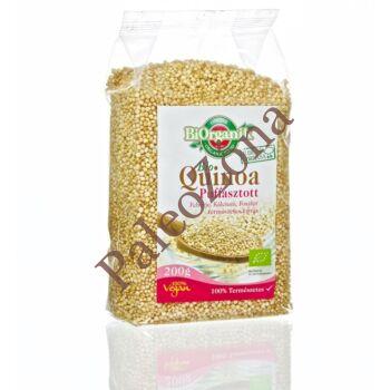 BIO Quinoa puffasztott 200g - Biorganik