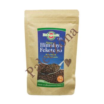 Natur Himalaya fekete só, finomszemcsés 250g - Biorganik