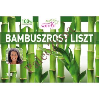 Bambuszrost liszt 300g-Szafi