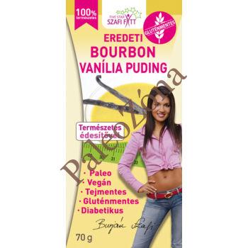 Eredeti Bourbon vanília puding 70g-Szafi