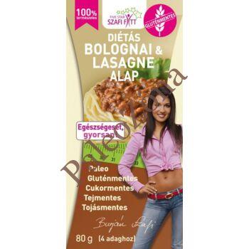 Diétás Bolognai&lasagne alap - Szafi Reform