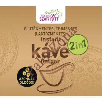 2 in1 instant kávé 180g - Szafi Reform