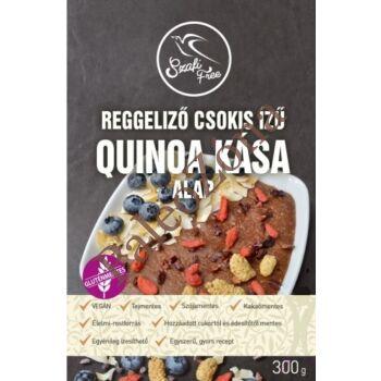 Reggeliző karobos Quinoa kása alap 300g- Szafi Free
