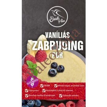 Vaníliás Zabpudingpor 300 g -Szafi Free
