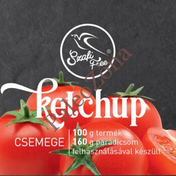 Ketchup csemege 290g - Szafi Free