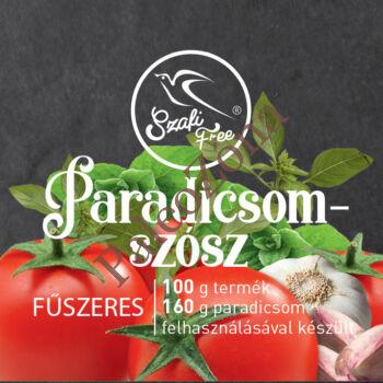 Fűszeres paradicsom szósz 290g - Szafi Free