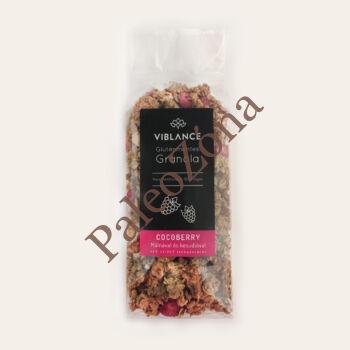 Cocoberry Málna kesudió Granola 250g- Viblance