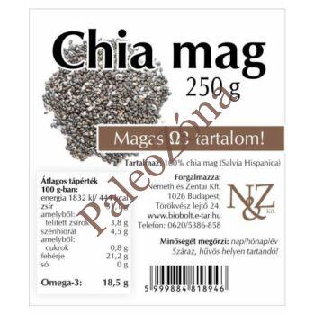 Chia mag 250g- Nature Cookta