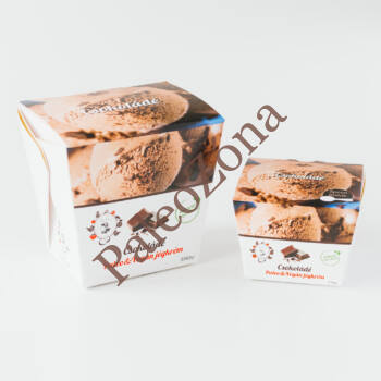 Jégkrém Csokoládé 120g-ALL IN