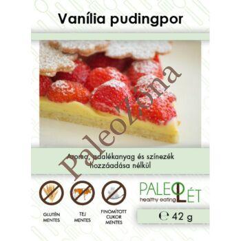 Vanília pudingpor 42g - PaleoLét