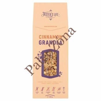 Cinnamon Granola GM fahéjas granola 320g - Hester's life