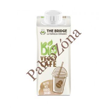 VEGGY CAFÉ Bio mandulás kávés rizsital 200ml -  The Bridge