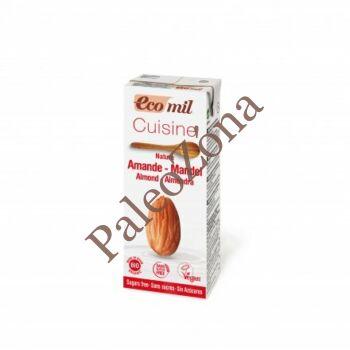 BIO Mandulatejszín cukormentes 200ml -Ecomil