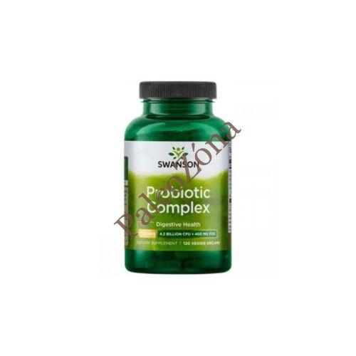 Probiotic Complex 120 caps-Swanson