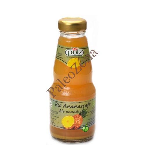 BIO ananászlé 100% 200ml PÖLZ