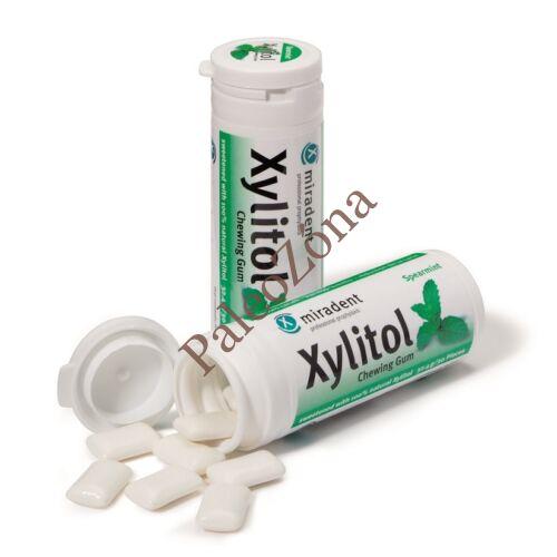 Xylitol rágógumi Fodormenta 30db/30g