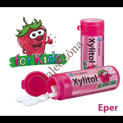 Xylitol Kids eper 30db