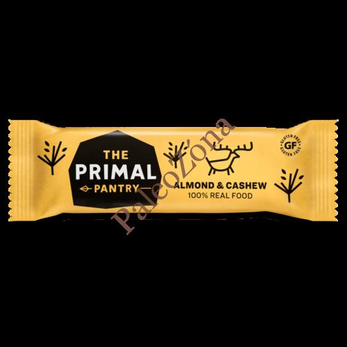 Snack szelet mandula kesudió 45g - The Primal Pantry