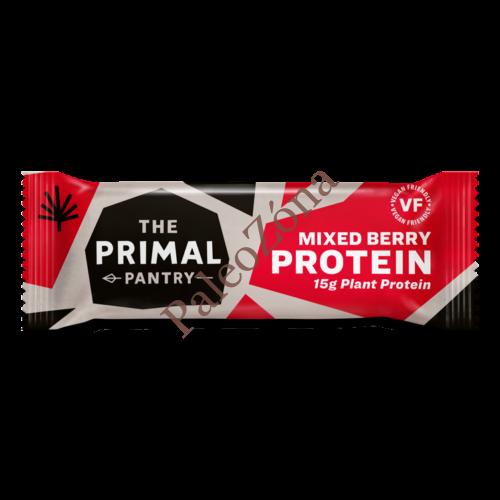 Protein szelet vegyes gyümölcs 55g - The Primal Pantry