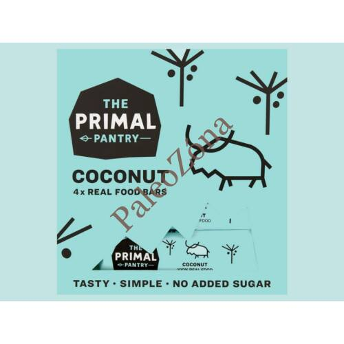 Snack Multipack Kókusz 4*30 gr -  The Primal Pantry