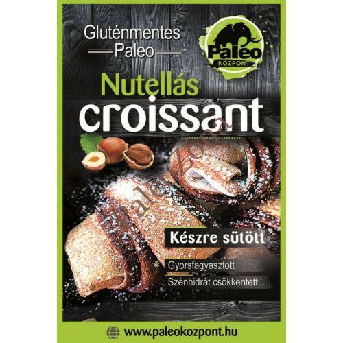Nutellás Croissant 550g gyorsfagyasztott -Paleo központ