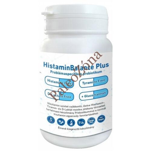 HistaminBalance Plusproblémaspecifikus probiotikum 60db- Napfényvitamin