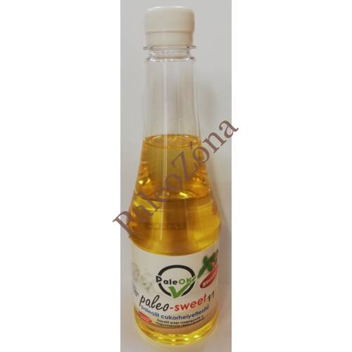 Paleo-Sweet cukorhelyettesítő steviával 500ml