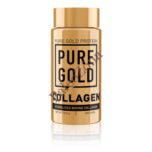 Marha  Collagen 100 kapszula - Pure Gold