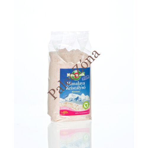 Natur Himalaya só, finom, rózsaszín 1000g-Naturganik