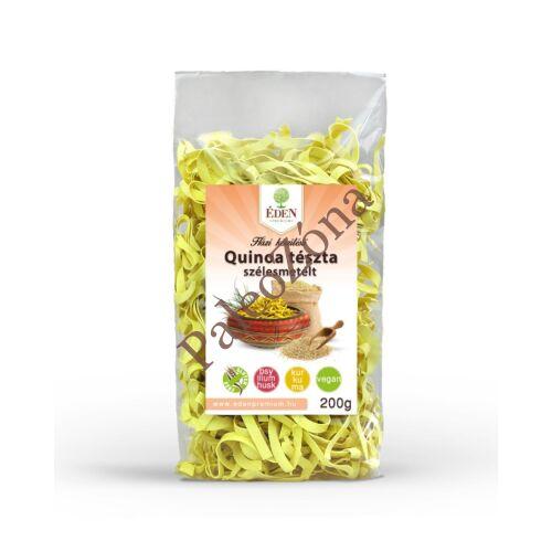 Quinoa tészta szélesmetélt 200g-Éden