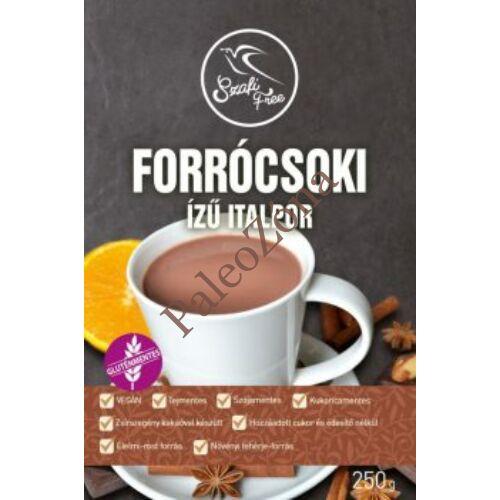 Forró csoki ízű italpor-Szafi Free