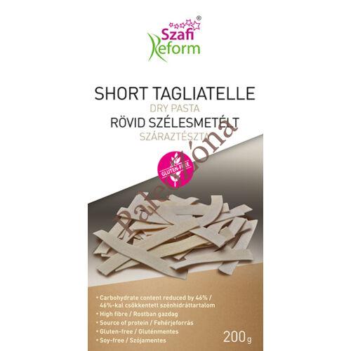 RÖVID SZÉLESMETÉLT tészta 200g - Szafi Reform