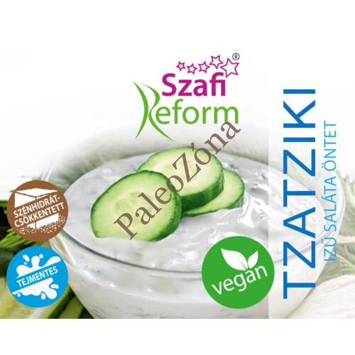 Tzatziki ízű saláta öntet 270g-Szafi Reform