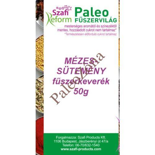 Mézessütemény fűszerkeverék 50g - Szafi Reform