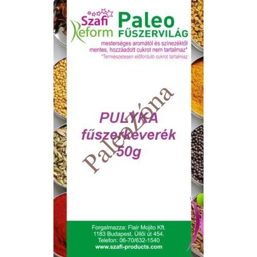 Pulyka fűszerkeverék 50gr- Szafi