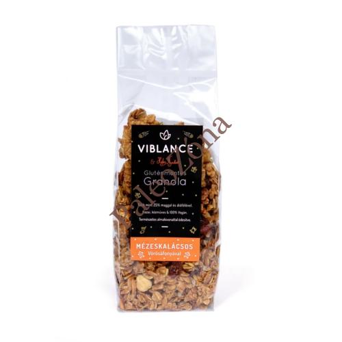 Mézeskalácsos granola 250g- Viblance