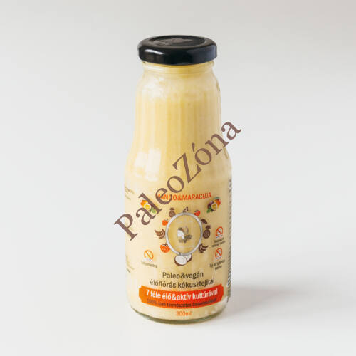 Ivójoghurt Mangó-maracuja 300ml-ALL IN