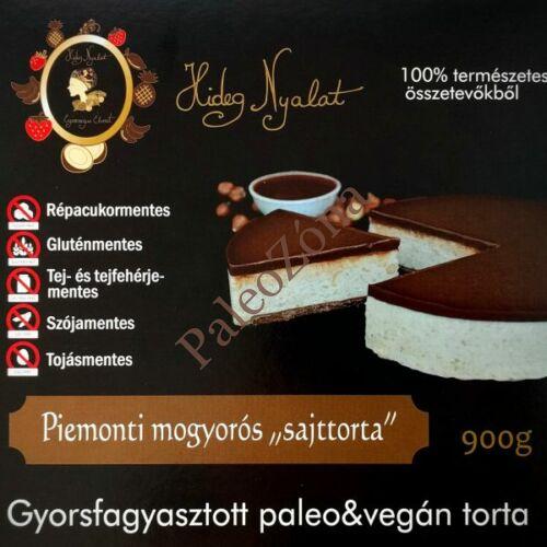 Fagyasztott piemonti sajttorta 900g-ALL IN