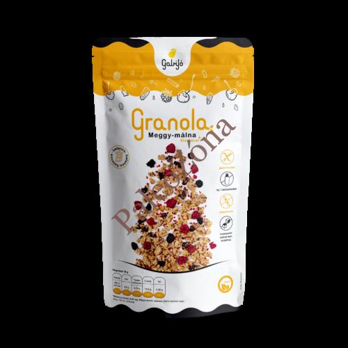 Granola meggy-málna (balance) 275g - GabiJó