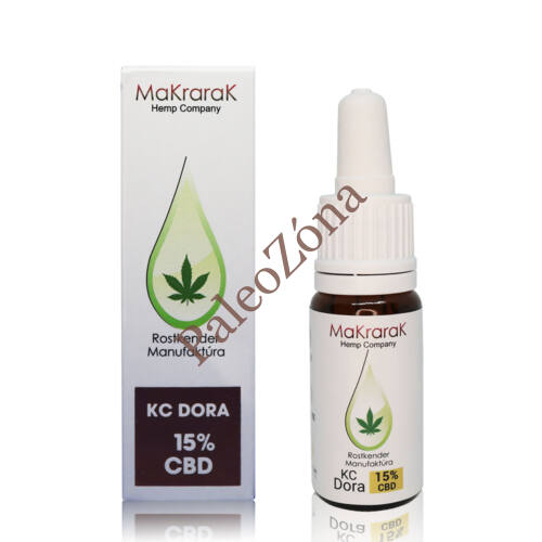 1500mg CBD olaj 15% 10ml Full Spectrum- Makrarak