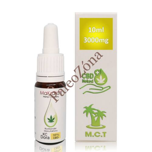 3000 mg CBD olaj 30% 10ml Full Spectrum - Makrarak