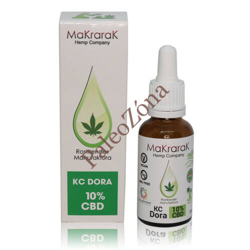 3000mg CBD olaj 10% 30ml Full Spectrum - Makrarak
