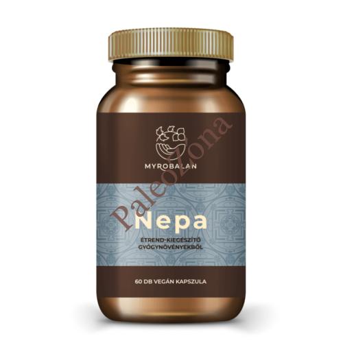 NEPA-gyógynövény kapszula a nyugodt tudatért 60db - Myrobalan