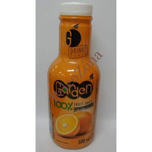 Garden 100%gyümölcslé Narancs 0,5l